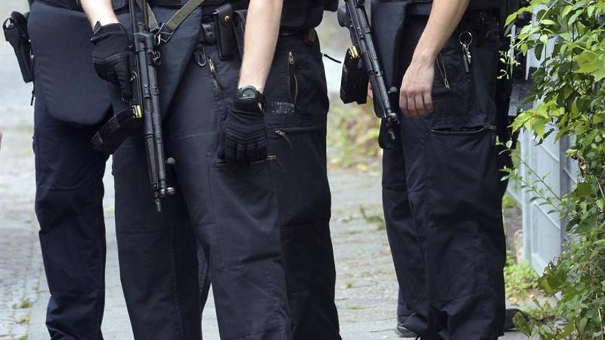 Detenido en Berlín un presunto terrorista sirio