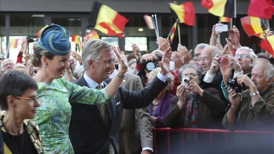 Los reyes belgas harán una gira de visitas de Estado por Europa