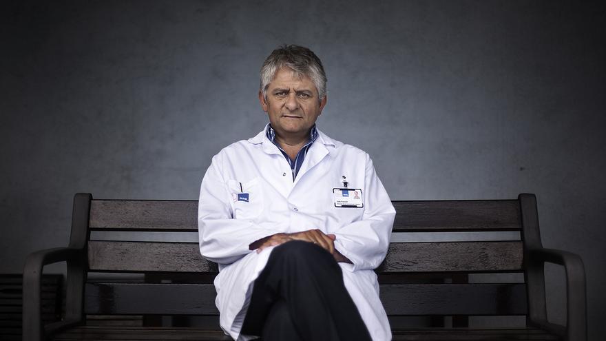Julio Pascual, Director del Área Asistencial y Médica del Hospital del Mar de Barcelona