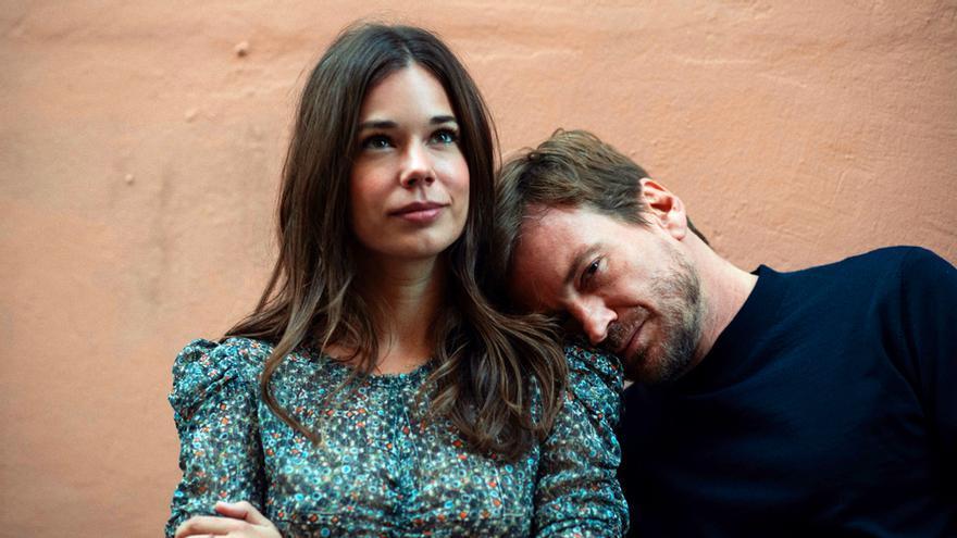 Laia Costa y Guillermo Pfening, protagonistas de 'Foodie Love'