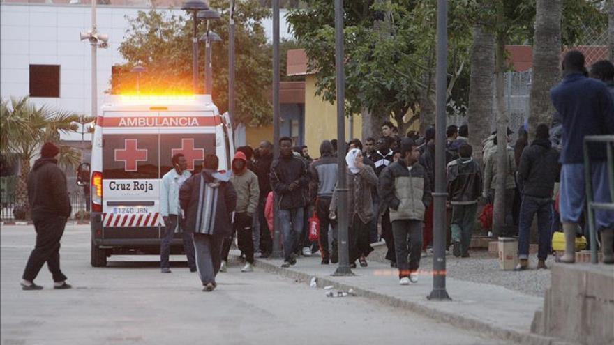 Identificados casi 90 menores extranjeros en una operación policial en Melilla