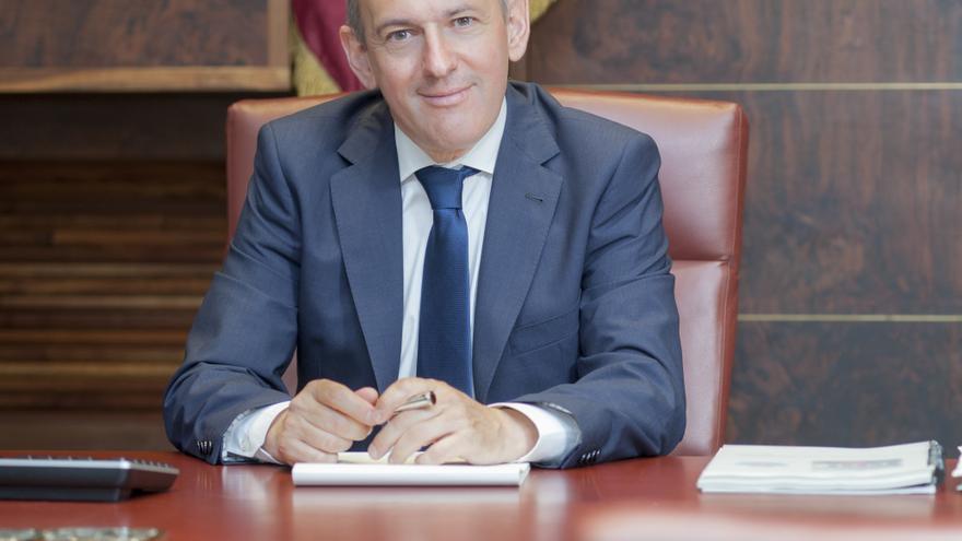 El diputado general de Álava y candidato del PNV, Ramiro González