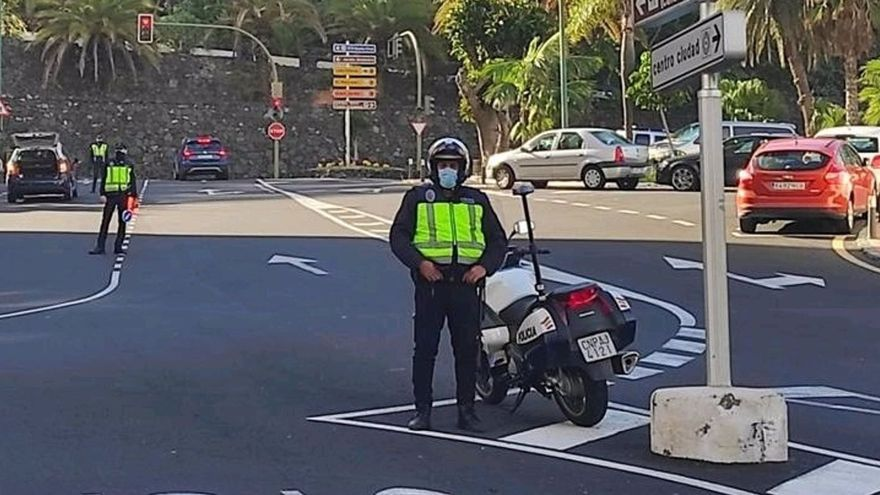 Detenido por agredir a un anciano en la puerta de su casa en Puerto de la Cruz y robarle 200 euros