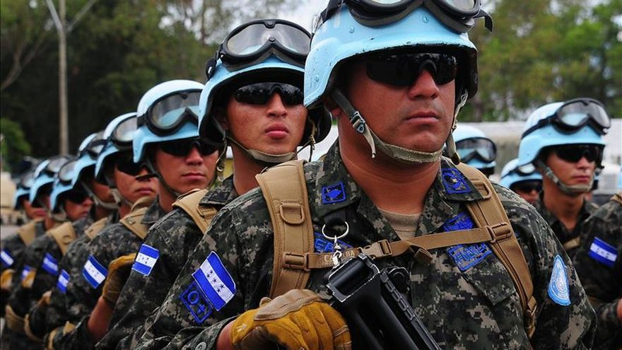 Informe denuncia la inacción de ONU ante los abusos a menores por las tropas de paz