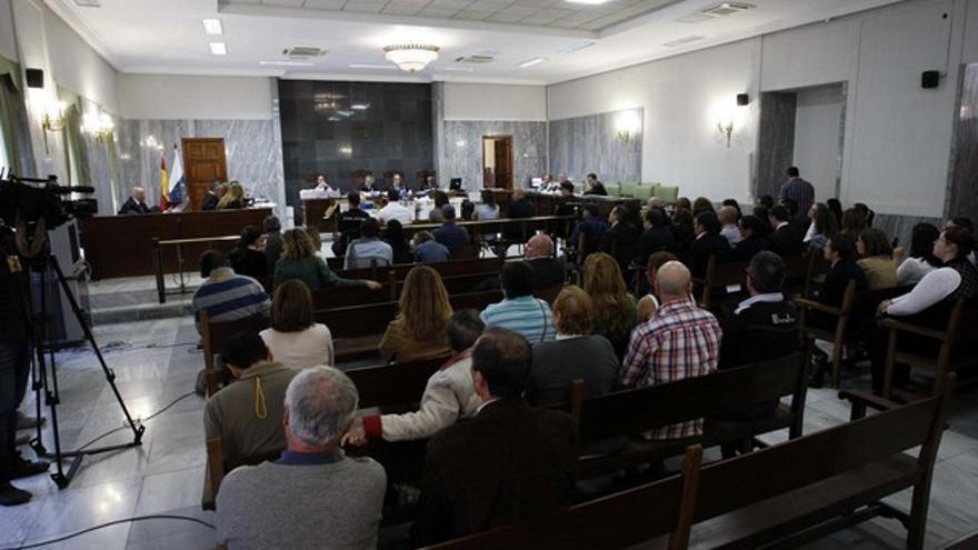 Del juicio del 'caso Kárate' #15