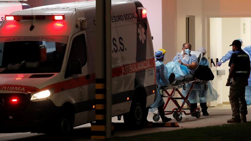 Panamá acumula 369.455 casos y 6.288 muertes por la covid-19