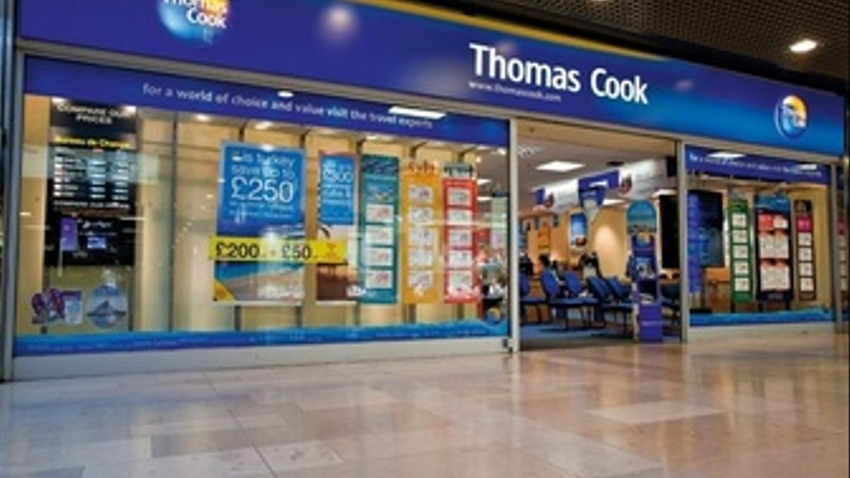 La quiebra de Thomas Cook afectó principalmente a empresas turísticas de Canarias y Baleares en 2019
