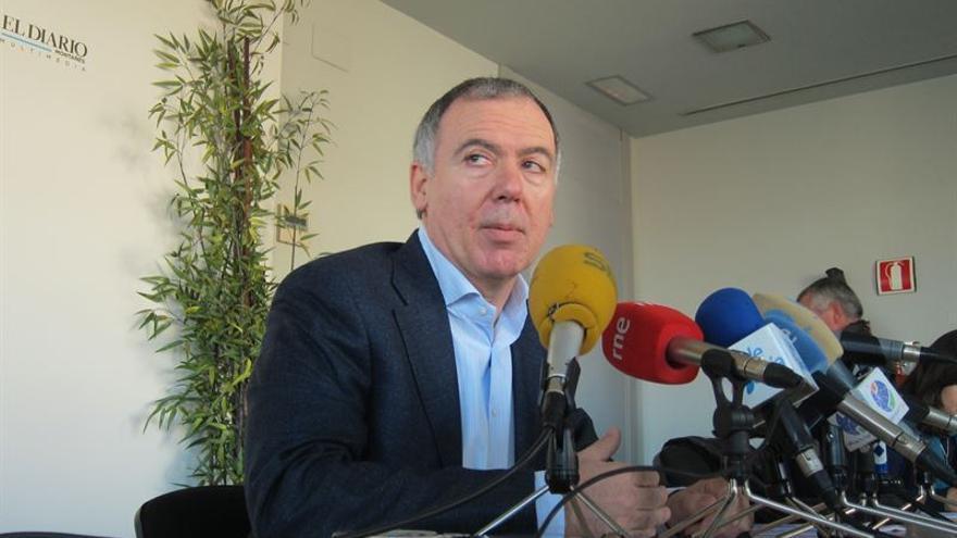 Lorenzo Vidal de la Peña, presidente de CEOE-Cepyme Cantabria.