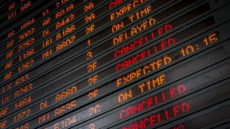 Los aeropuertos de París perdieron pasajeros en noviembre tras los atentados