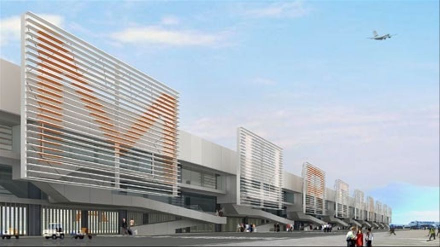 Murcia citará a Sacyr para tratar las cuestiones pendientes tras rescindir el contrato del aeropuerto