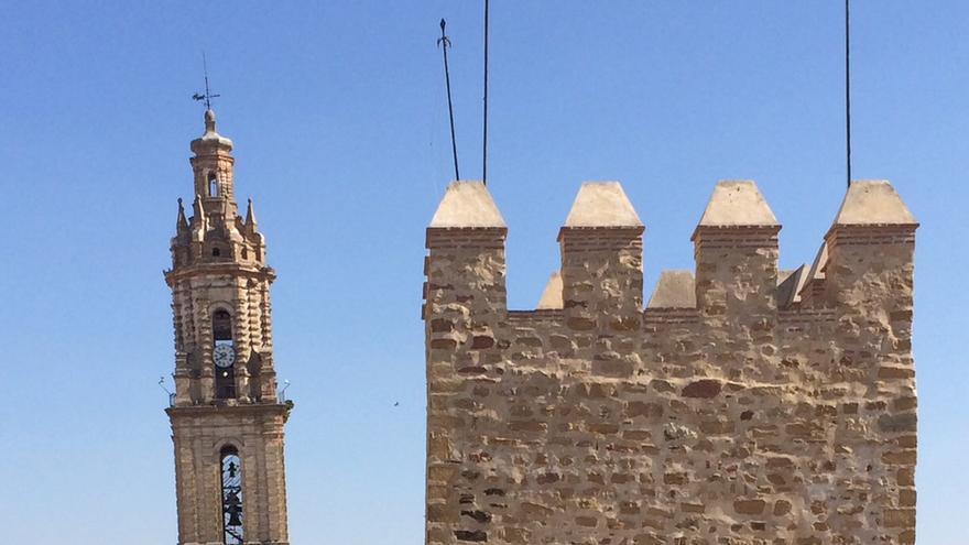 Iglesia de Bujalance (Córdoba).