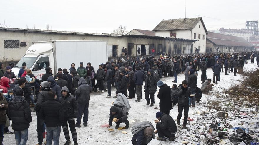 Andalucía aportará 250.000 euros extraordinarios a Acnur para abrigo en campamentos de refugiados