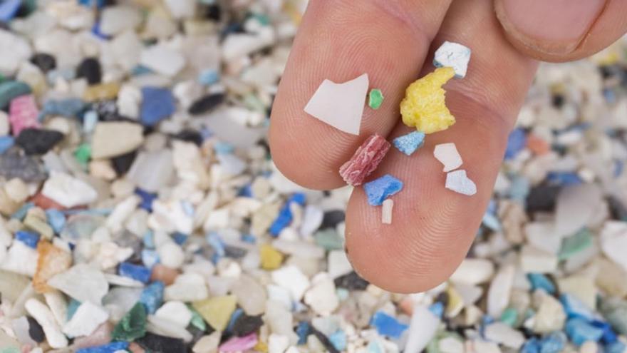 Microplásticos.