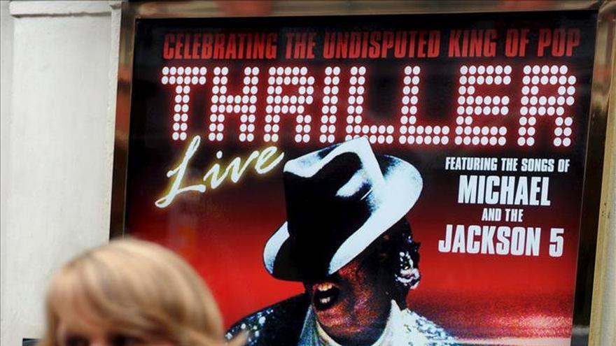"""El álbum """"Thriller"""", de Michael Jackson, el más vendido en el mundo"""