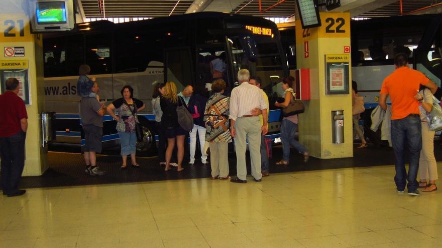 El Gobierno invierte 520.000 euros en el mantenimiento de las estaciones y terminales de autobuses de la región