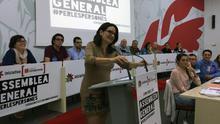"""Oltra confía en cerrar la candidatura conjunta """"aunque sea a última hora"""""""