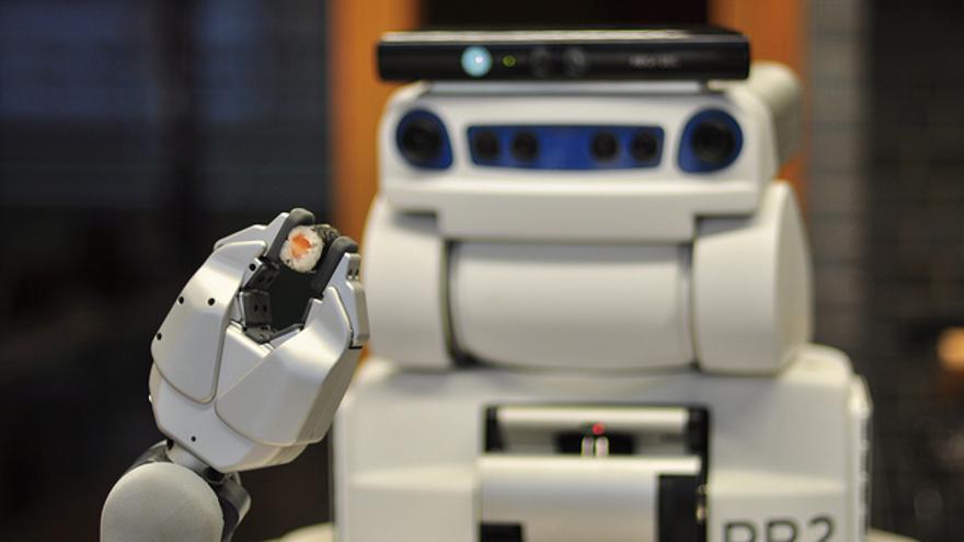PR2, el robot de código abierto que Willow Garage puso de moda