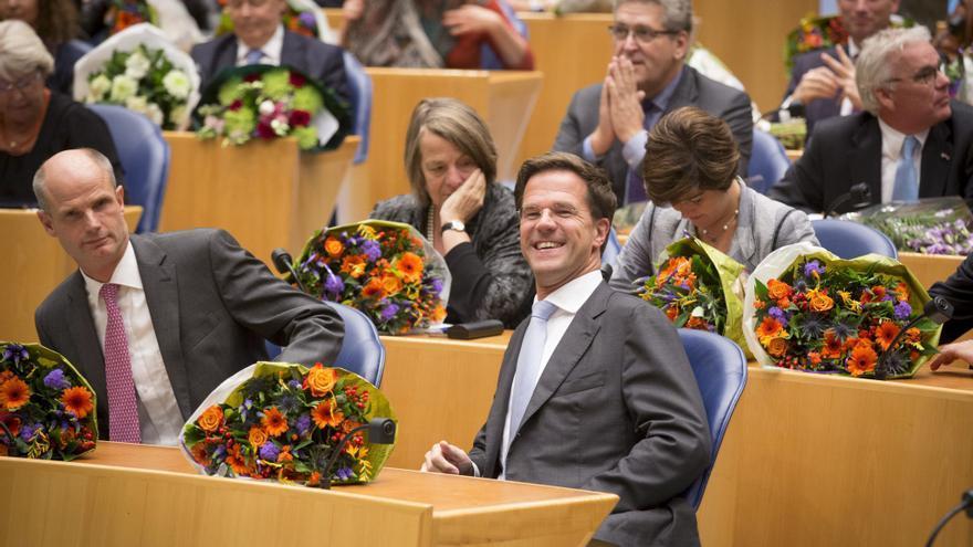 """Liberales y laboristas holandeses abogan por un Gobierno  """"estable"""""""