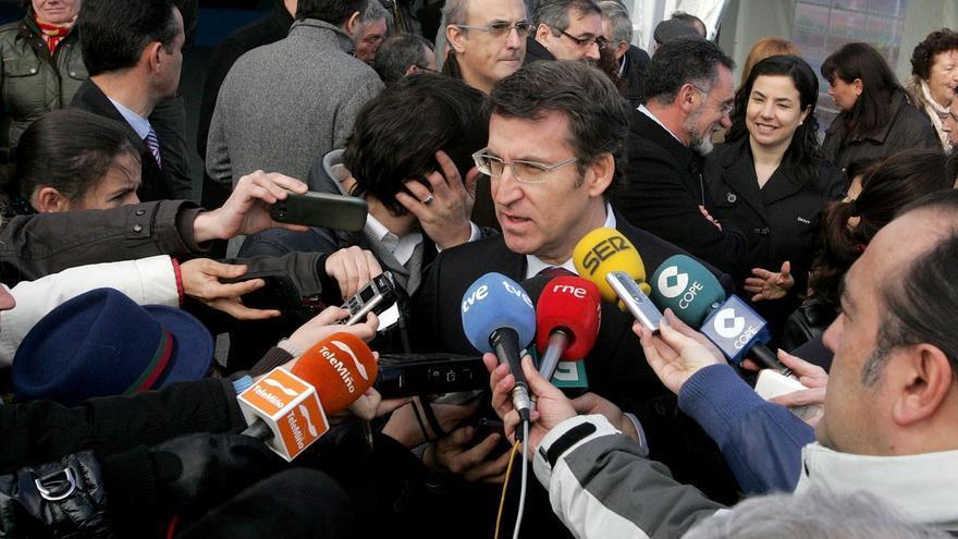 """Feijóo insta a la Justicia a actuar en la causa de Baltar y a que """"aclare"""" cualquier """"duda"""""""