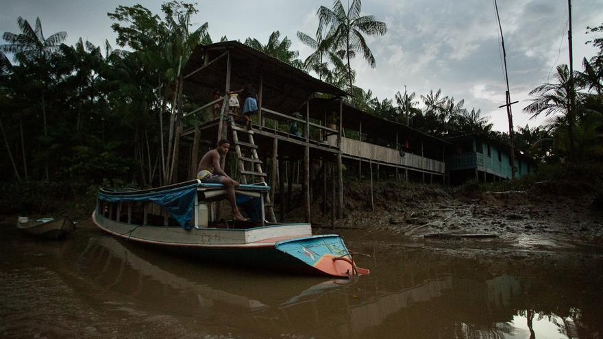 Los quilombas viven agolpados en las orillas del río Gurupá después de que fueran expulsados en los años 70