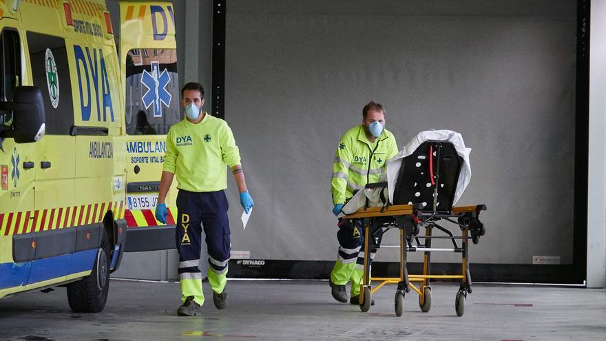 Sanidad informa de cinco nuevos casos de Covid-19 en Navarra y dos fallecidos