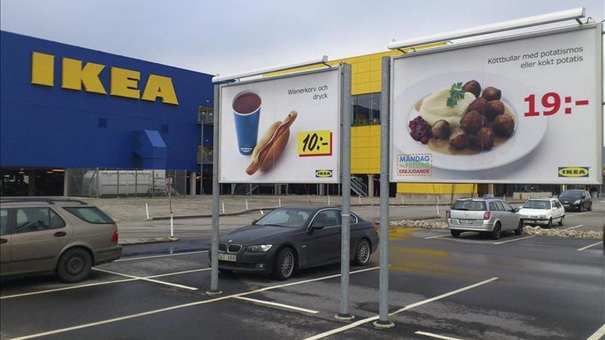 IKEA suspende la venta de albóndigas en Suecia por sospechas de restos de caballo