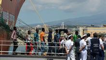 La llegada de inmigrantes a Europa se triplica este año con respecto a 2014