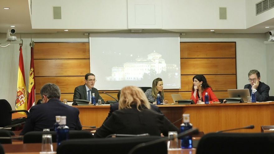 Comisión sobre despoblación en las Cortes de Castilla-La Mancha