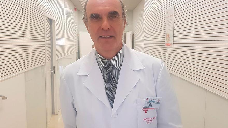 Manuel López Obispo, nuevo director médico del Hospital Cruz Roja de Córdoba.