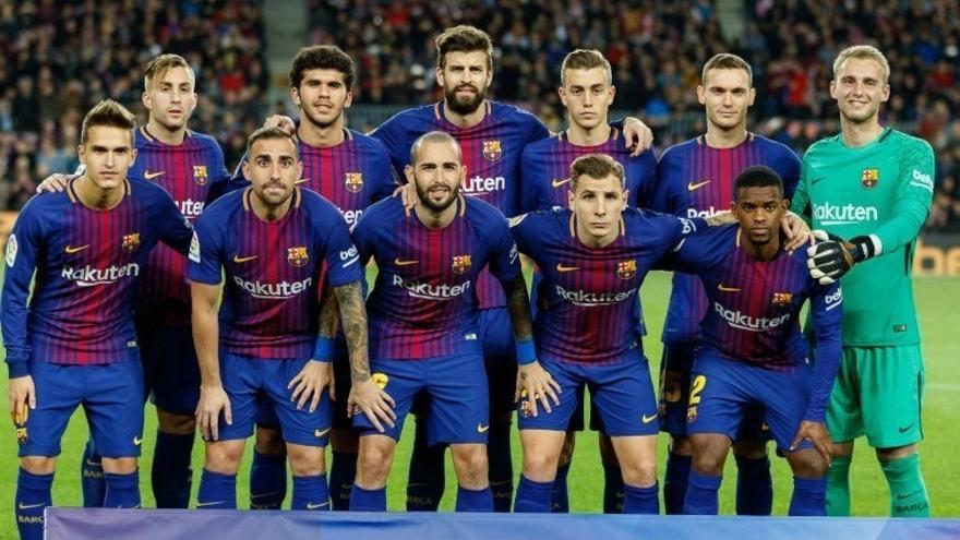 """Feijóo invita al Barça a no """"jugar a la política"""", que mezclada con el deporte """"suena a regímenes no democráticos"""""""