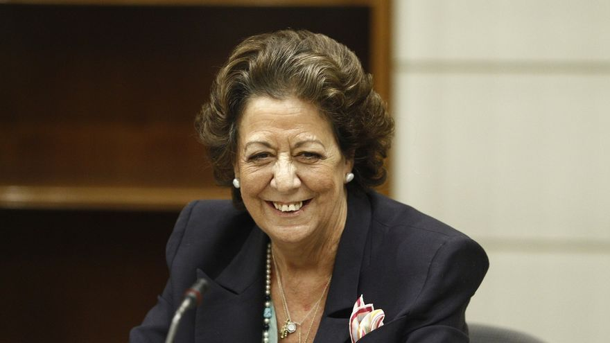 El senador Pedro Agramunt pide en una enmienda al Congreso del PPCV la presidencia de honor para Rita Barberá