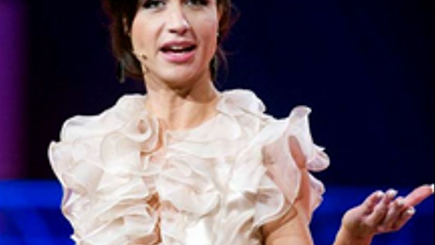 Elegida la presentadora de Eurovisión 2013