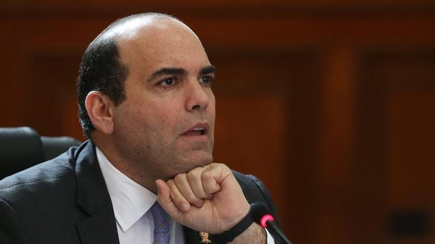 """El primer ministro de Perú presenta una """"cuestión de confianza"""" ante el Congreso"""