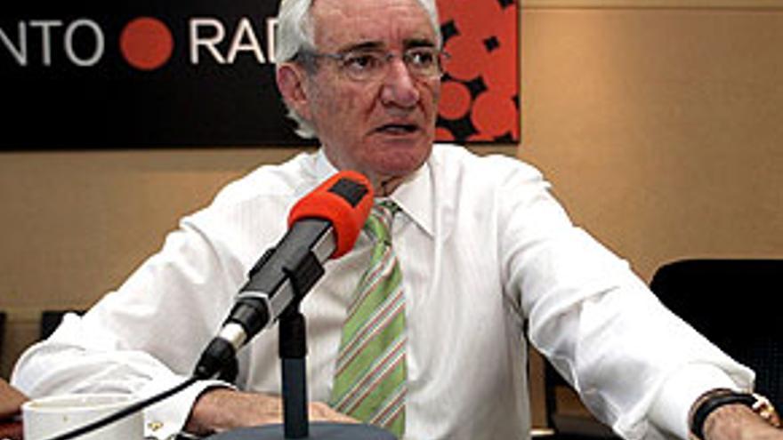 """Susanna Griso entrevistó a Luis del Olmo, arruinado por una estafa: """"Me han dejado con cuatro duros contados"""""""
