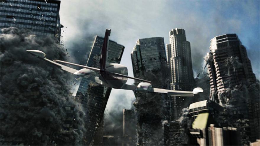 """El catastrófico fin del mundo de """"2012"""", próximo estreno en La 1"""