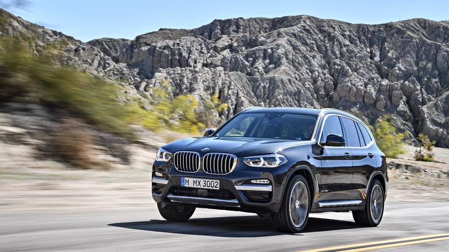 Nuevo BMW X3.