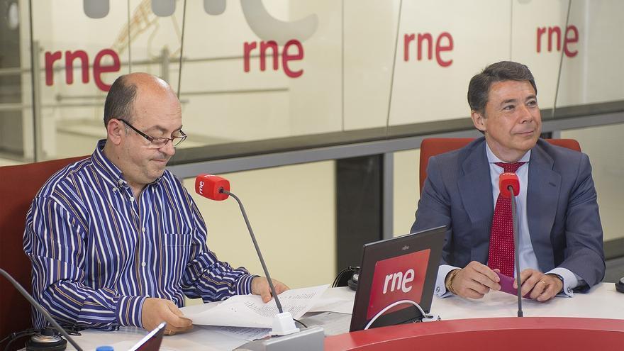 """Ignacio González considera """"inadmisible"""" que Mas trate de """"cambiar dinero por independencia"""""""