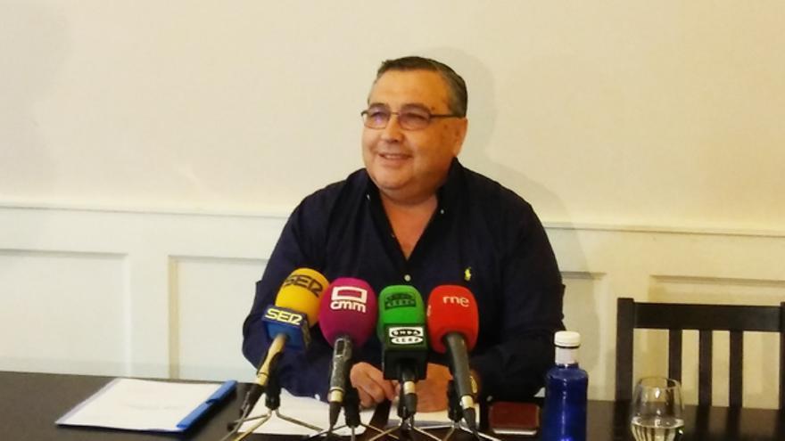 Antoliano Rivas, delegado de AMCA