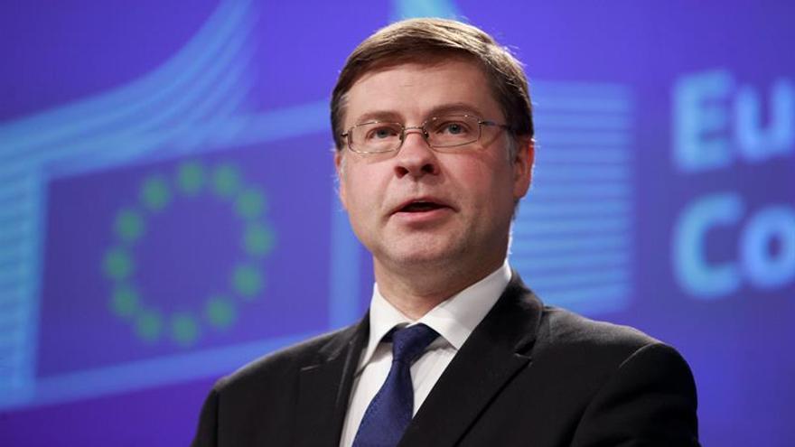 Bruselas propone crear un presupuesto y un Tesoro para la eurozona