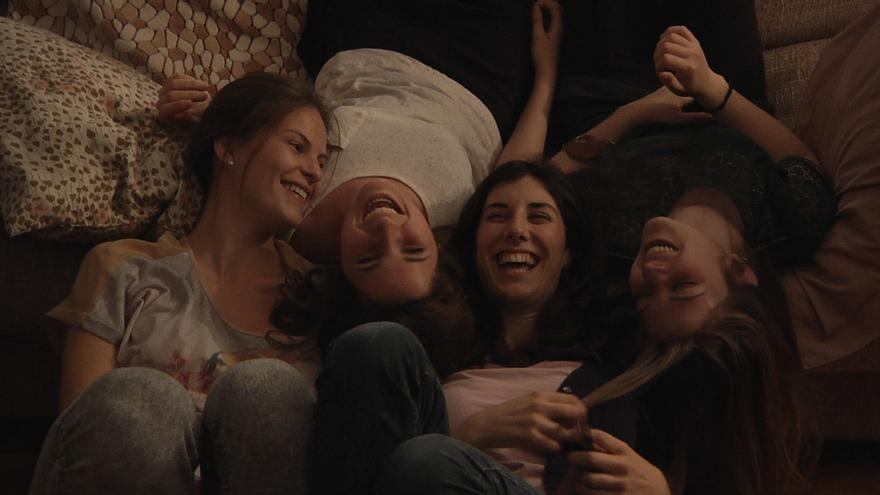 """Fotograma de """"Las amigas de Ágata"""""""