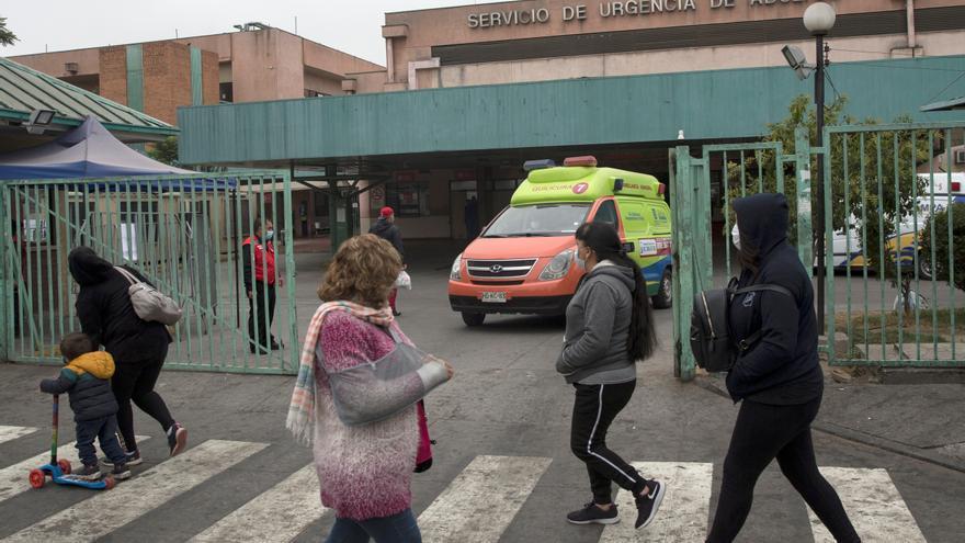 Chile registra 1.550 nuevos contagios y 27 fallecidos por covid-19
