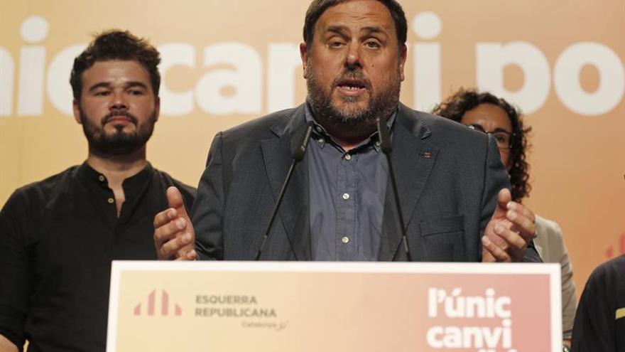 """Oriol Junqueras ha afirmado que España es """"irreformable"""""""