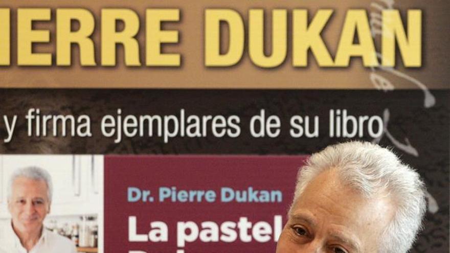 El colegio de médicos francés expulsa al doctor  Pierre Dukan, autor de la dieta Dukan