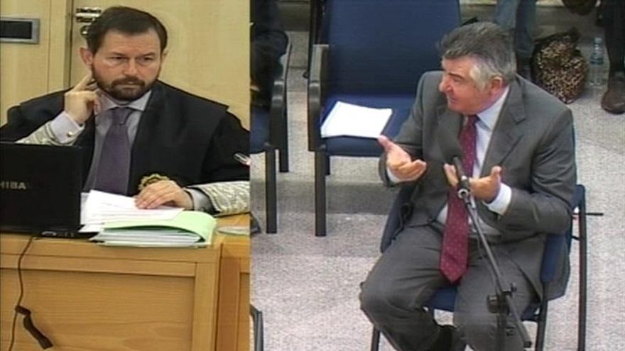 El cerebro del caso Malaya vuelve a sentarse en el banquillo de los acusados
