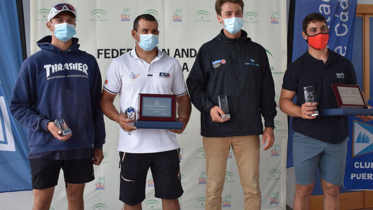 Joel Rodríguez aseguró el título en una última jornada caracterizada por los fuertes vientos.