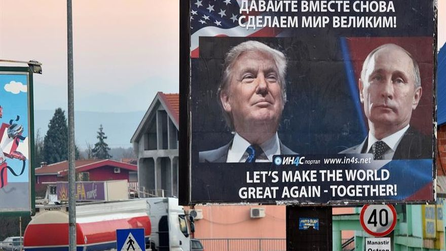 """Putin y Trump se encontrarán """"de alguna forma"""" en julio en G20, según el Kremlin"""