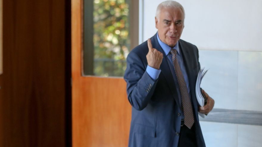 Luciano Alonso dimitirá el próximo jueves como diputado del PSOE-A tras fijar el TSJA fecha para su juicio