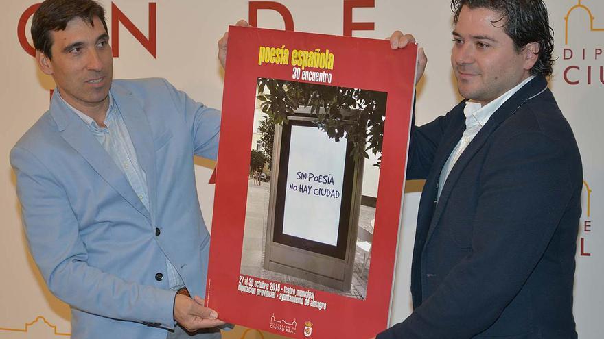 Presentación del Encuentro de Poesía Española en Almagro / Diputación Ciudad Real