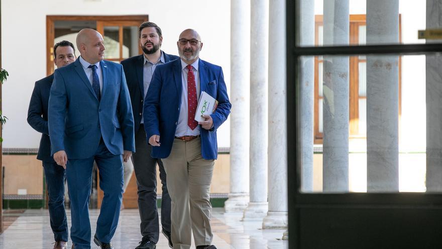 El Presupuesto andaluz de 2019 afronta este miércoles el debate de totalidad pendiente de la decisión final de Vox