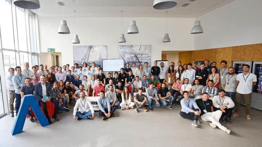 Participantes en el proyecto de Juan Roig Lanzadera
